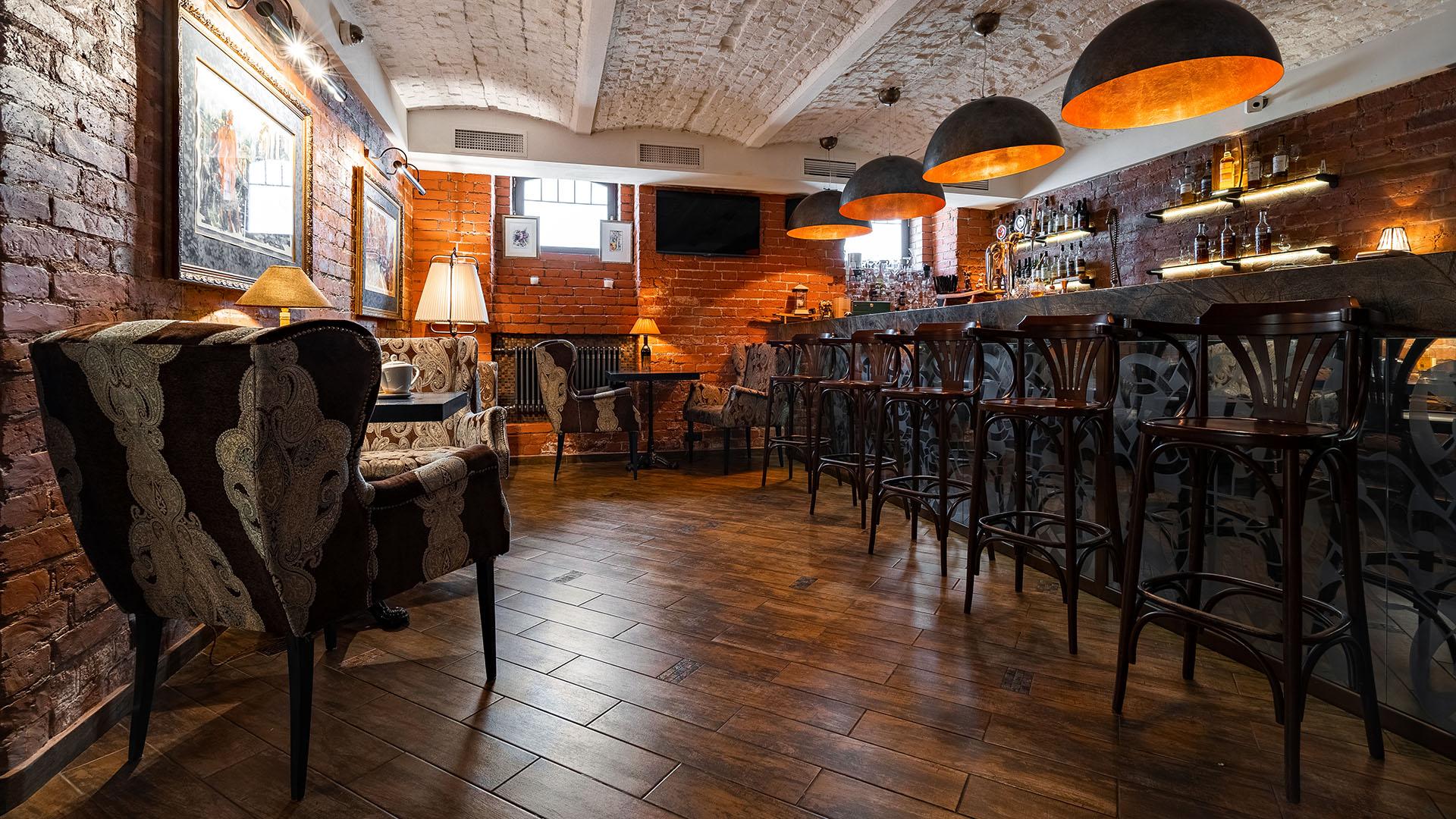 Фотосъемка ресторана Whisky Rooms