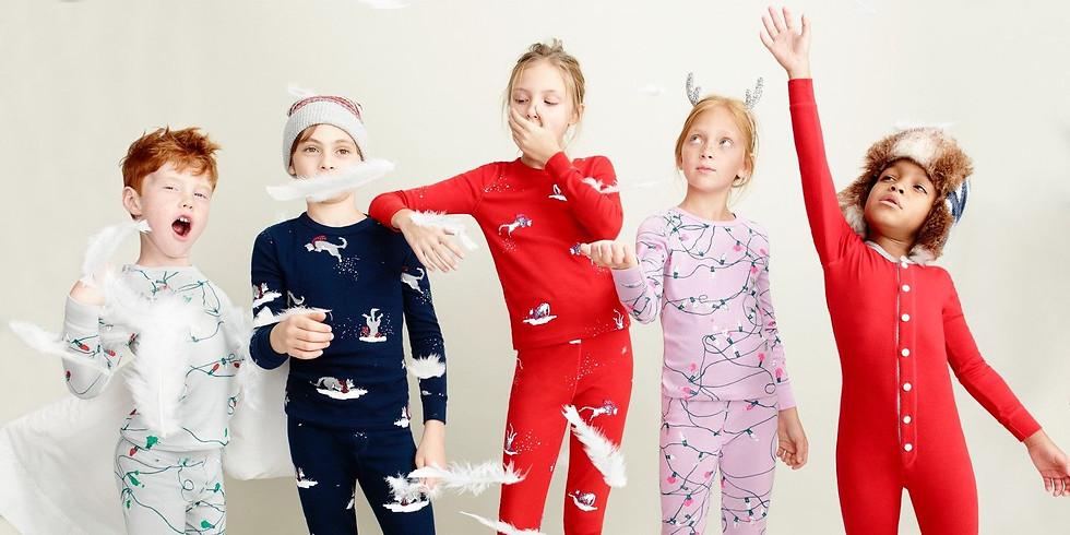 Winter Pajama Day