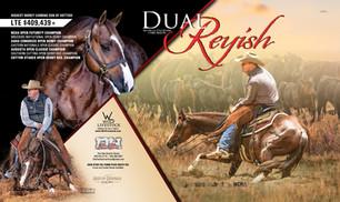 Dual Reyish QHN Double Spread March 2020