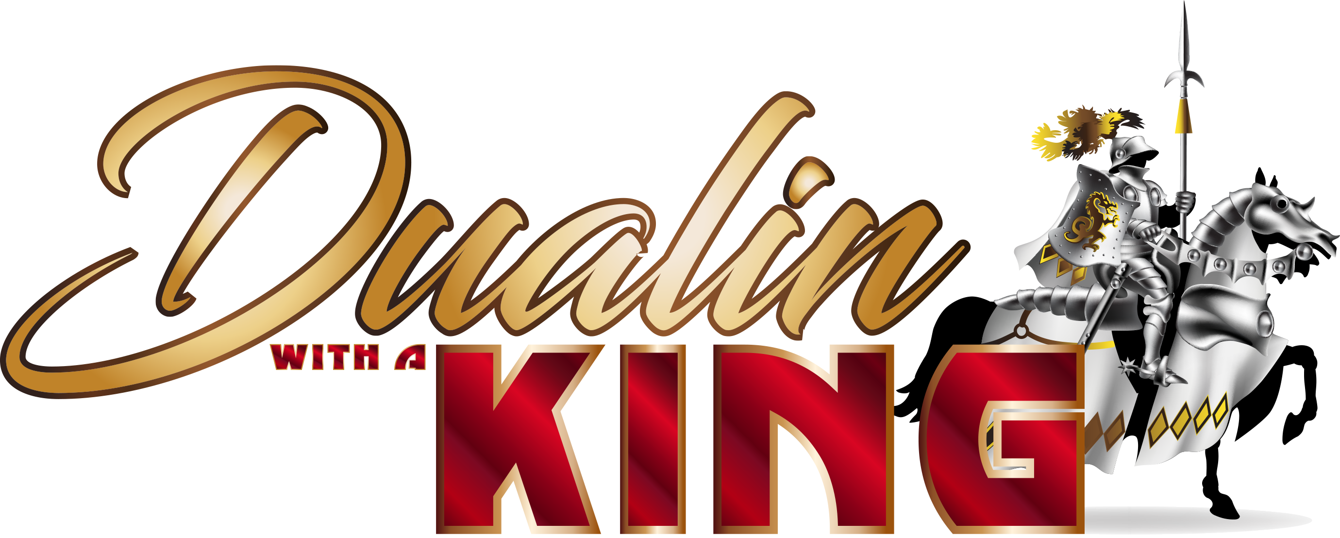Dualin With A King Logo