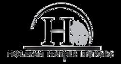 Holman Halter Horses Logo Final Silver