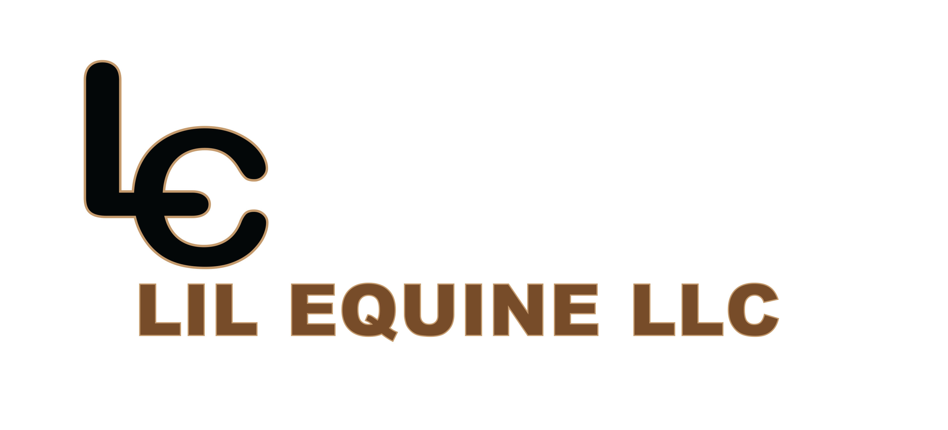 Lil Equine LLC Logo Final