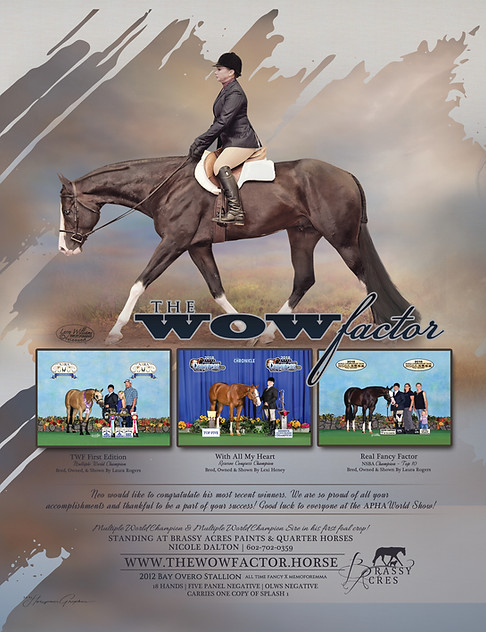 The Wow Factor Ad August 2018 Trot CMYK.