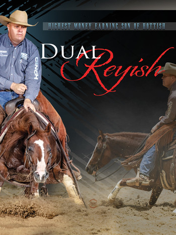Dual Reysish Double Spread 2020 Season R