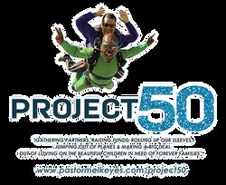 Project50 Logo