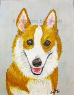Portrait of Ezri