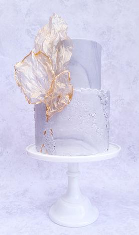 Modern Wedding Cake Class