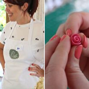 Spotlight on……..our Flowers & Swirls Cupcake Class