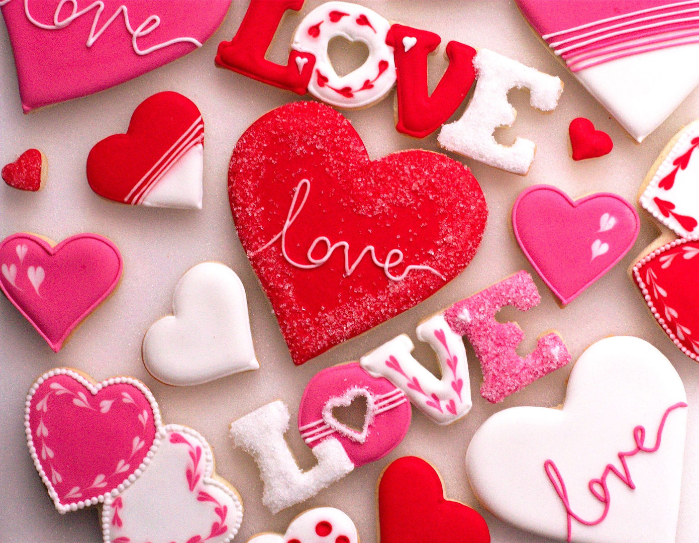 Valentine's Cookie Class