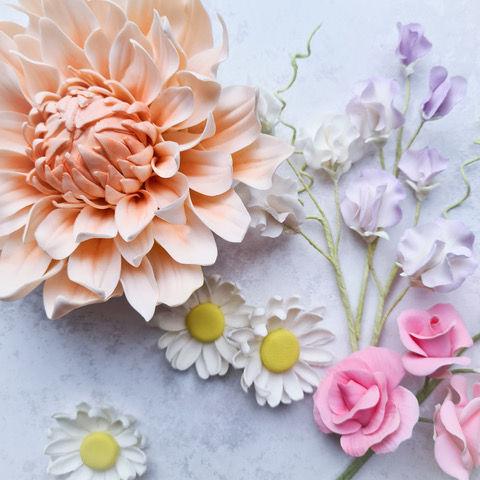 Summer Flowers Class