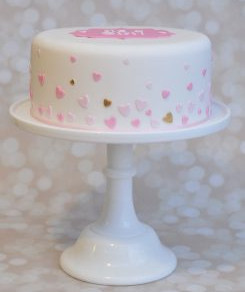 A complete beginner to cake decorating?