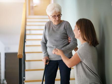 Help Seniors Reduce Their Fall Risk