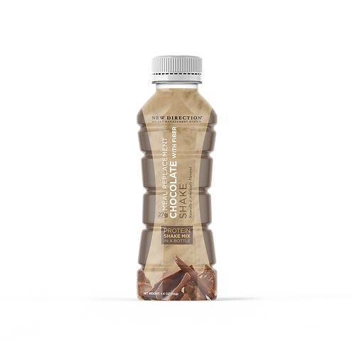 Shake in a Bottle Original Chocolate with Fiber