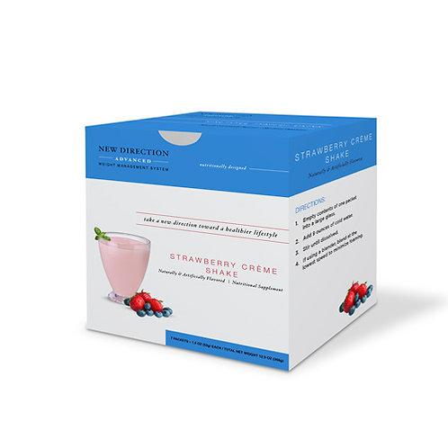 Advanced Strawberry Creme