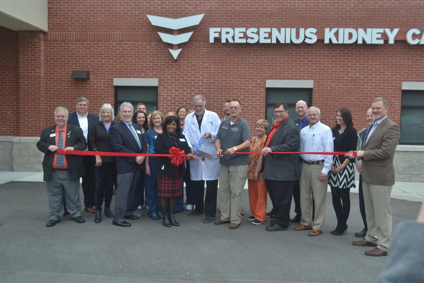 Fresenius Kidney Care Dialysis Center