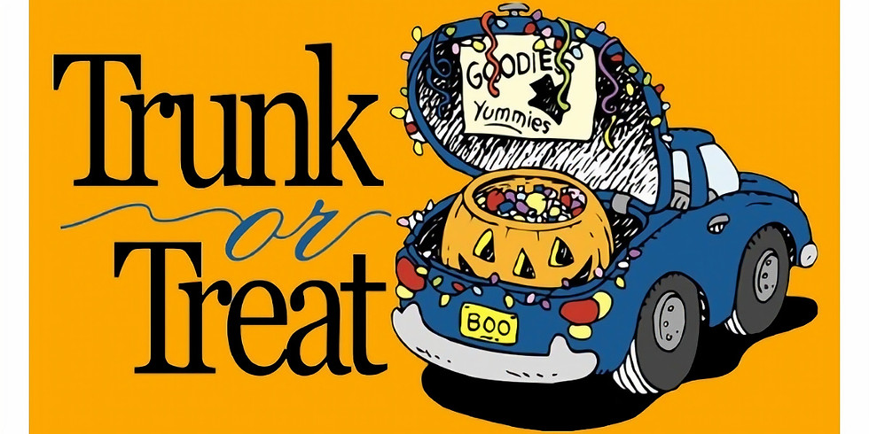 Town of Caryville Trunk or Treat
