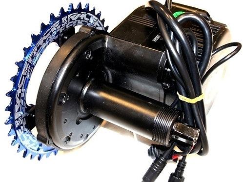 Bafang Mid-Drive BBS02 48V/1000W Kit