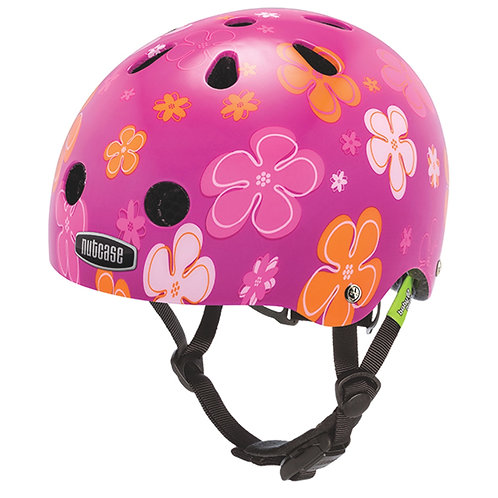 NTC HELMET BABY-NUTTY XXS PETAL-POWER