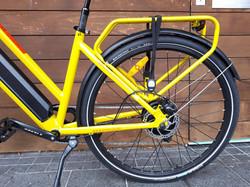 E bike ONYA SH1 Yellow