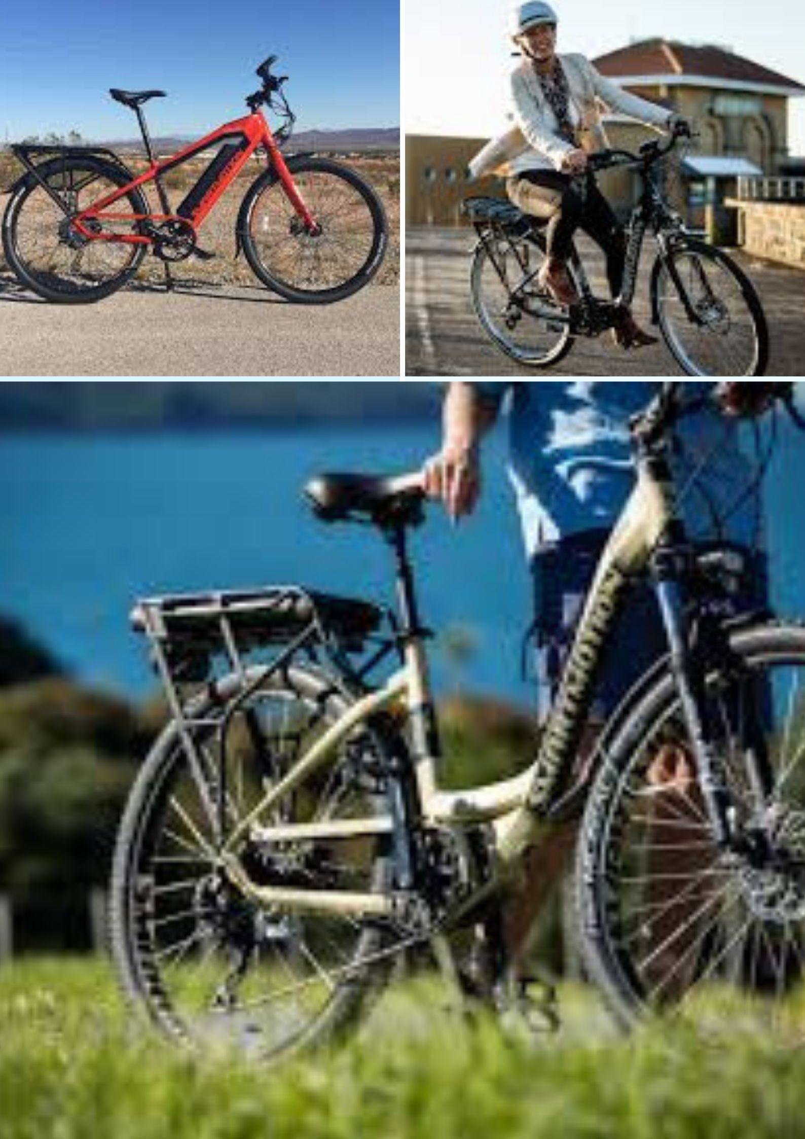 Upgrade E-Bike on Waiheke