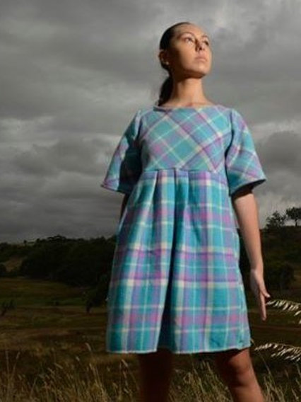 Dolly Pleated Dress
