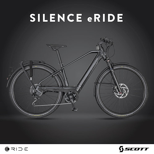 Speed Silence E-ride 45km/h (S,M,L available )