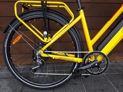 Back ONYA SH1 Yellow