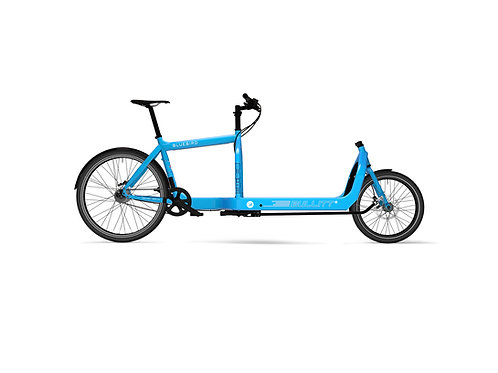 BULLITT cargo bike. With or without the E