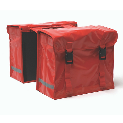 BISONYL DOUBLE PANNIER - NEW LOOX