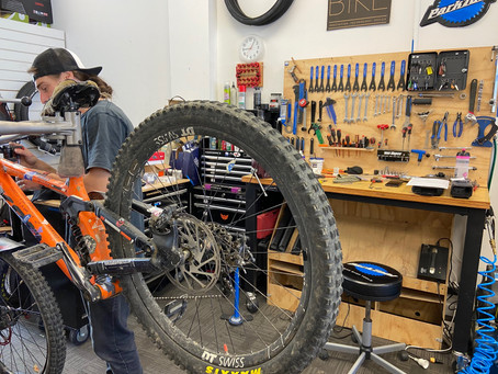 How often should I have my bike serviced?