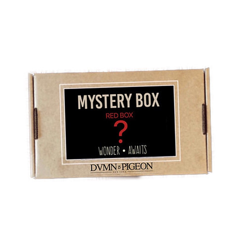 HOLIDAY MYSTERY BOX [RED]