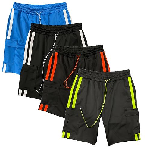 DVMN 2 trim cargo shorts