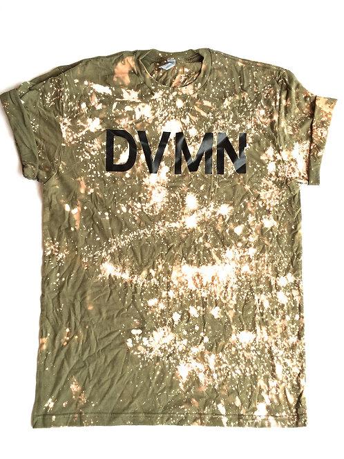 DVMN combat Academy roll-back t-shirt