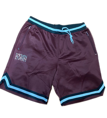 Burgundy Wild Trunks