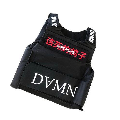 Wu-DVMN Vest.
