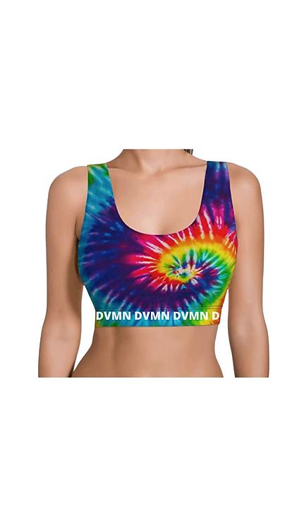 Tropical pride bra