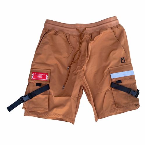 Terra-cotta Cargo Shorts
