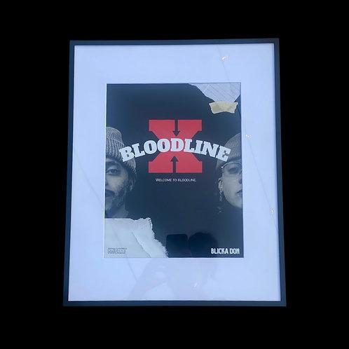 Bloodline FRAMED Deluxe Poster