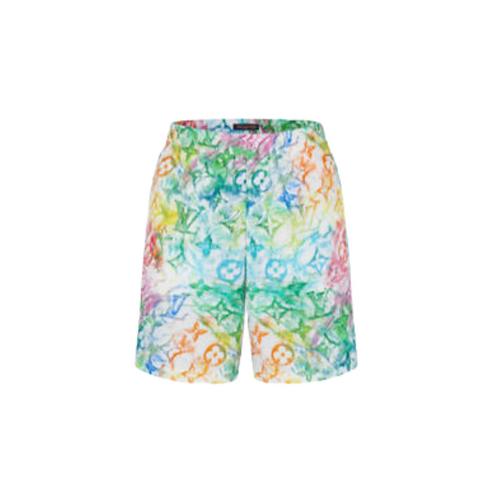 LV swim trunks