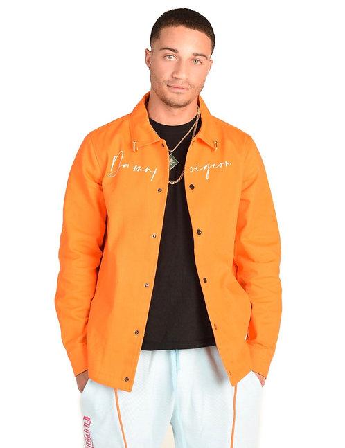 Recon denim jacket