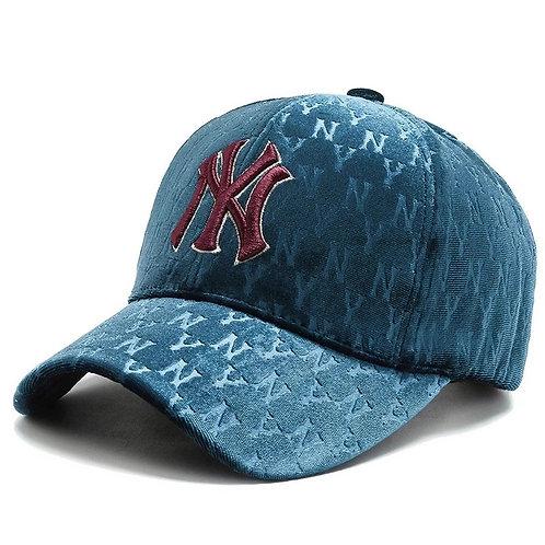 DVMN NY monogram cap