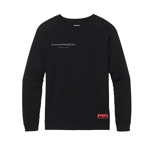 REDCRXSS Left Chest Crewneck