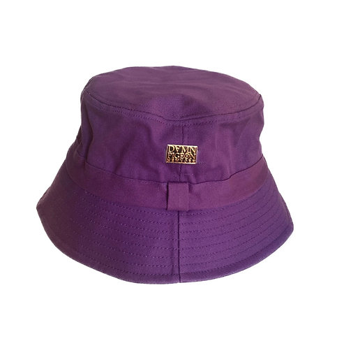 Purple Charmer Bucket Hat