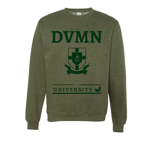 DVMN University Moss
