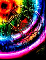 Spiral Light Love