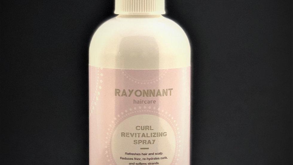 Curl Revitalizing spray