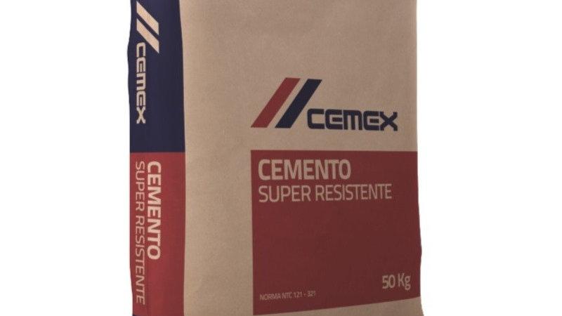 CEMENTO GRIS X 50 KG CEMEX