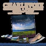 Charlevoix Purs Paysages   Charlevoix Pure Landscapes. Livre photos   Photos book.