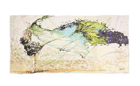 Dancer Towel