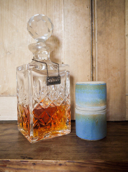 Packable Whisky Set | North Sea glaze